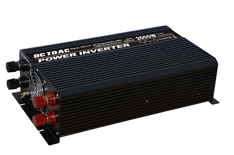 12V 2000W Car Inverter(Modified Sine Wave Inverter)