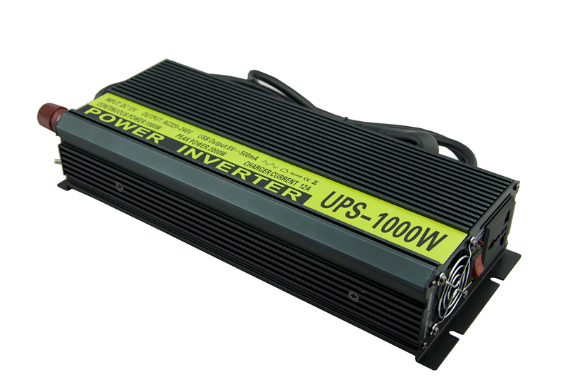 12V 1000W Modified Sine Wave Inverter With Charger