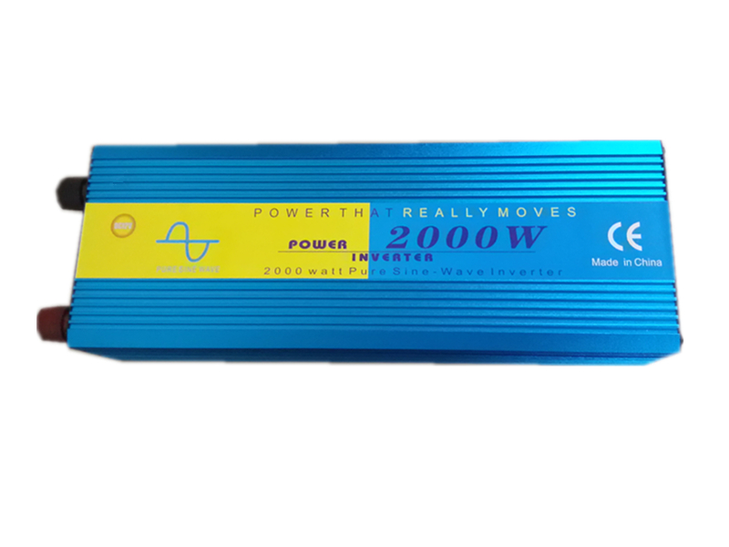 24V 2000W Pure Sine Wave Inverter