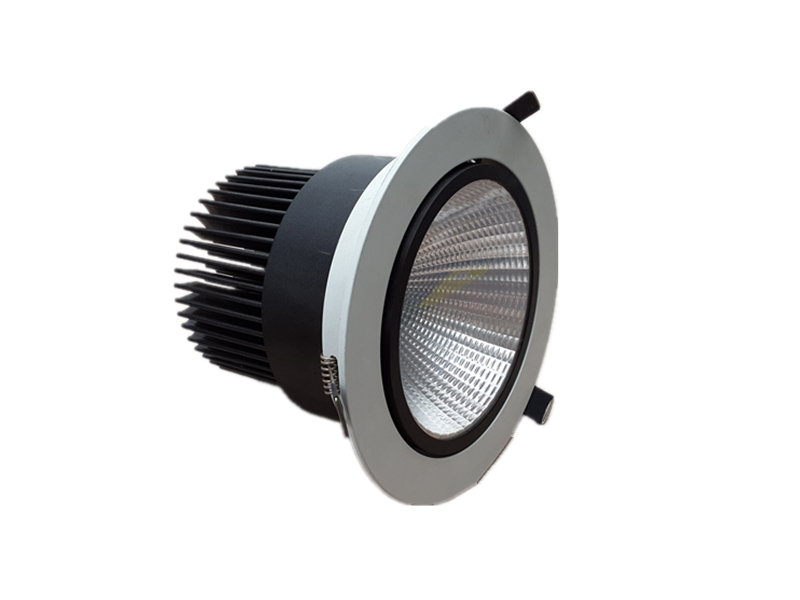 30W LED COB Downlight