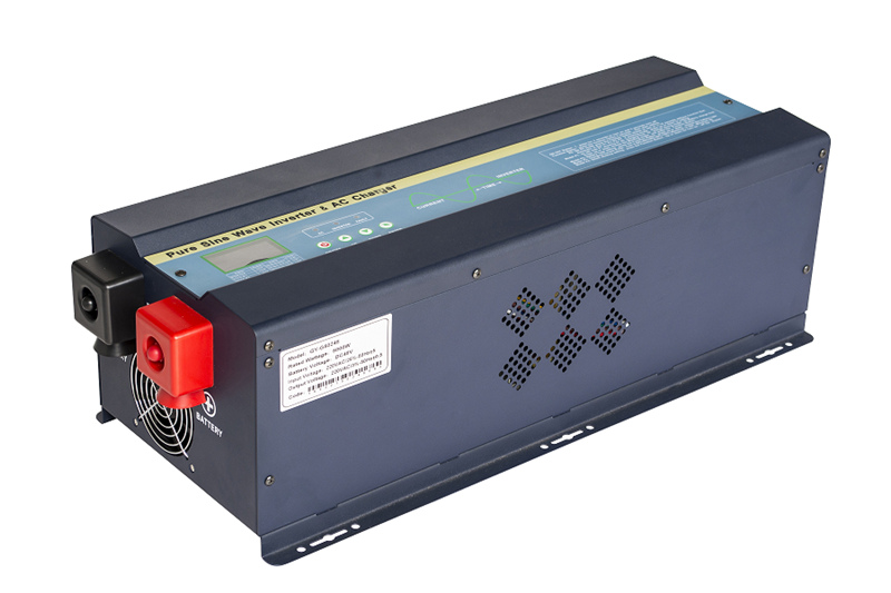 24V 6000W Power Frequency UPS Inverter