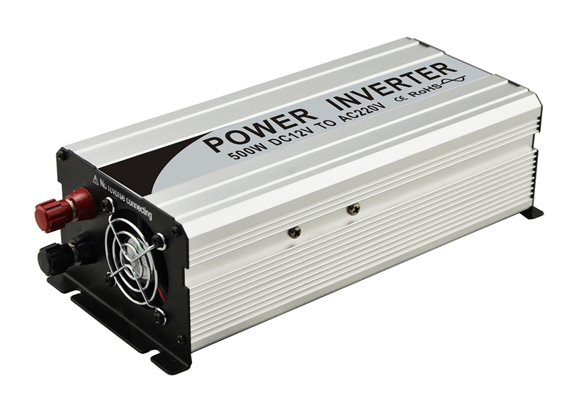 DC12V To AC220V 500W Pure Sine Wave Inverter