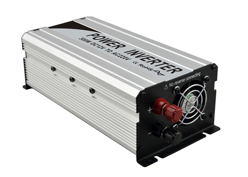 DC24V To AC220V 300W Pure Sine Wave Inverter